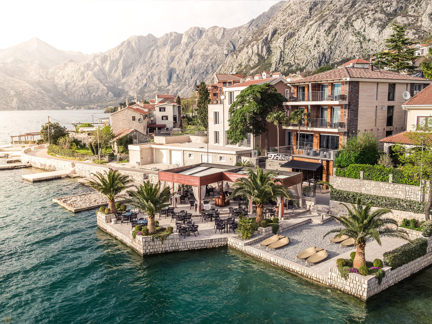 Top 3 Boutique Hotels in Montenegro