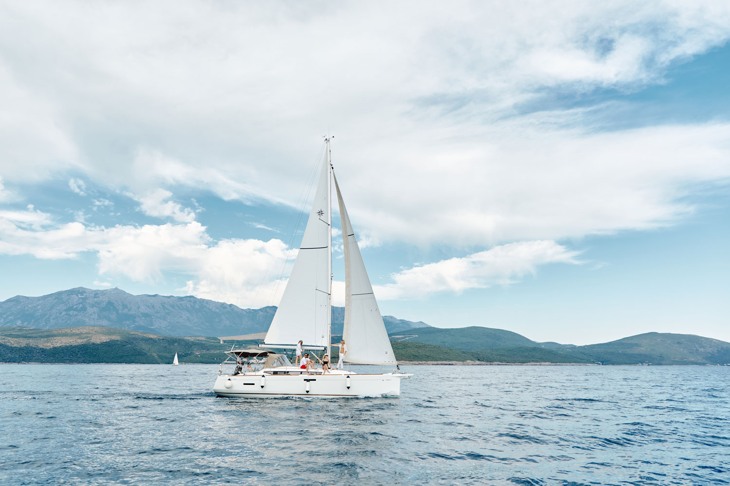 Yacht Experience in Montenegro